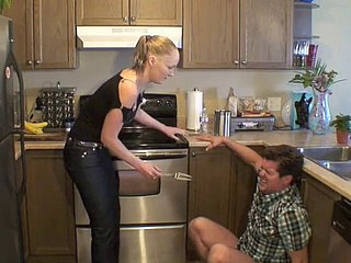 cookhouse spanking