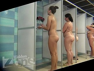 Nosiness round the women's shower room