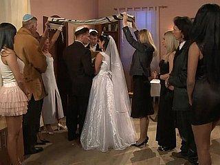 Fucking Braut vor der Hochzeit